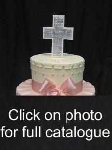 Girls Christening