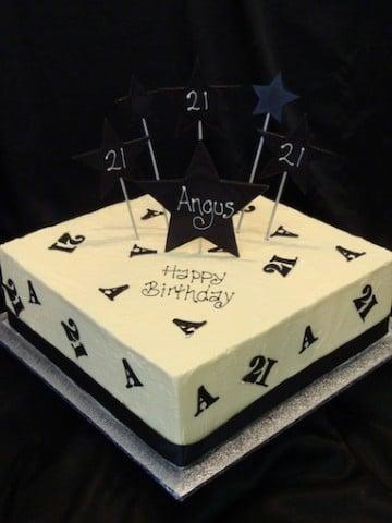 Boys 18th And 21st Cake 6 Heidelberg Cakes