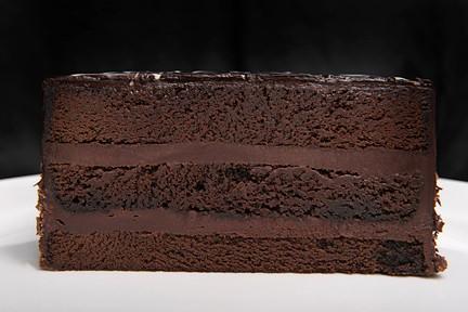 Gluten Free Chocolate Chiffon Cake Recipe Taste
