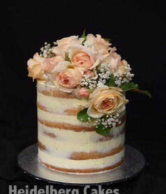 Naked and Semi-Naked Cakes