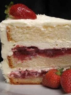 GF Strawberry and Cream