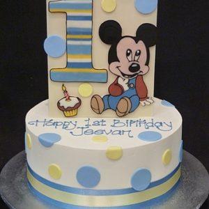 Sensational Baby Mickey Mouse Heidelberg Cakes Funny Birthday Cards Online Necthendildamsfinfo