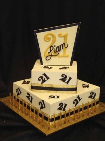Boys 18th And 21st Cake 15 Heidelberg Cakes